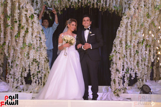 حفل زفاف مصطفى خاطر (8)