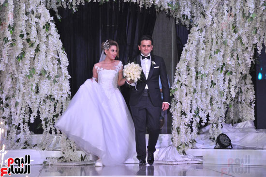 حفل زفاف مصطفى خاطر (3)