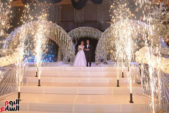 حفل زفاف مصطفى خاطر (1)
