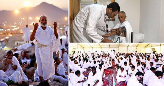3وزارة الصحة السعودية لا صحة لوجود إصابات بالكوليرا بين صفوف الحجاج