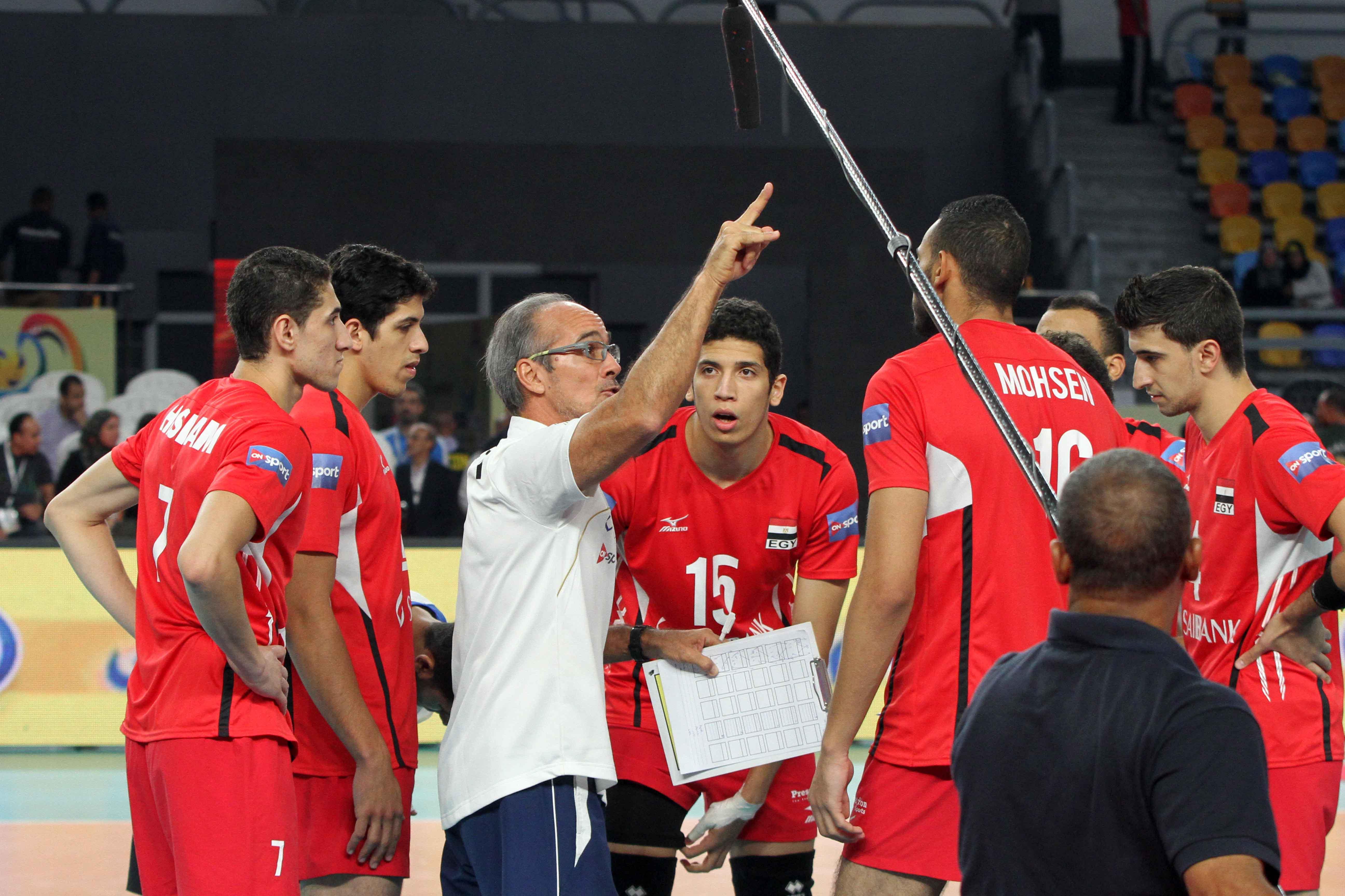 8فراعنة الطائرة يهزمون اليابان 40 ويحصدون المركز الخامس فى بطولة العالم