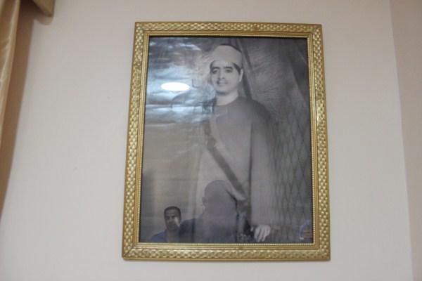 2 صورة نادرة للشيخ جاد الحق بعد حصوله على الوشاح