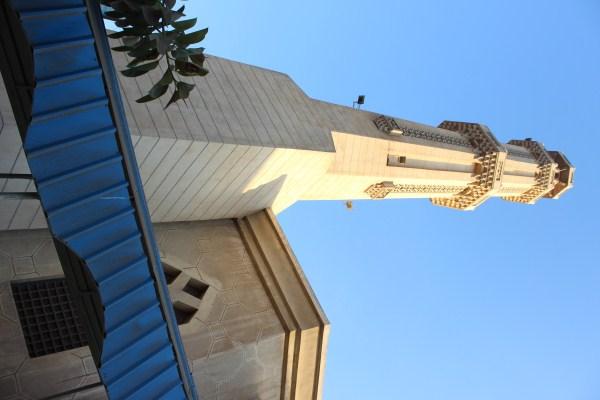 7 مسجد الشيخ جاد الحق