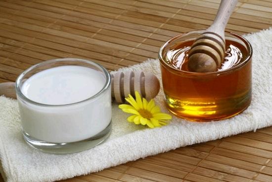 وصفات للشعر ـ العسل ولبن جوز الهند