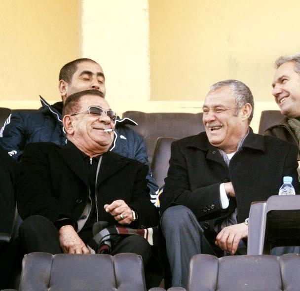 محمود الجوهرى و فاروق الفيشاوى