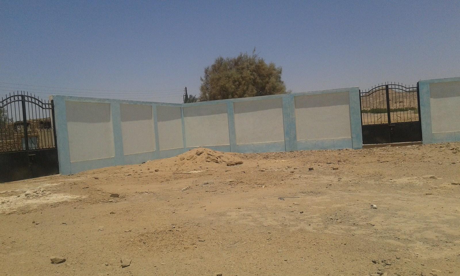 4المبنى المخصص لتركيب لوحة توزيع كهرباء الرديسية