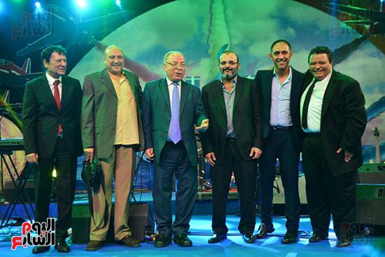 احتفالية قناة السويس (32)