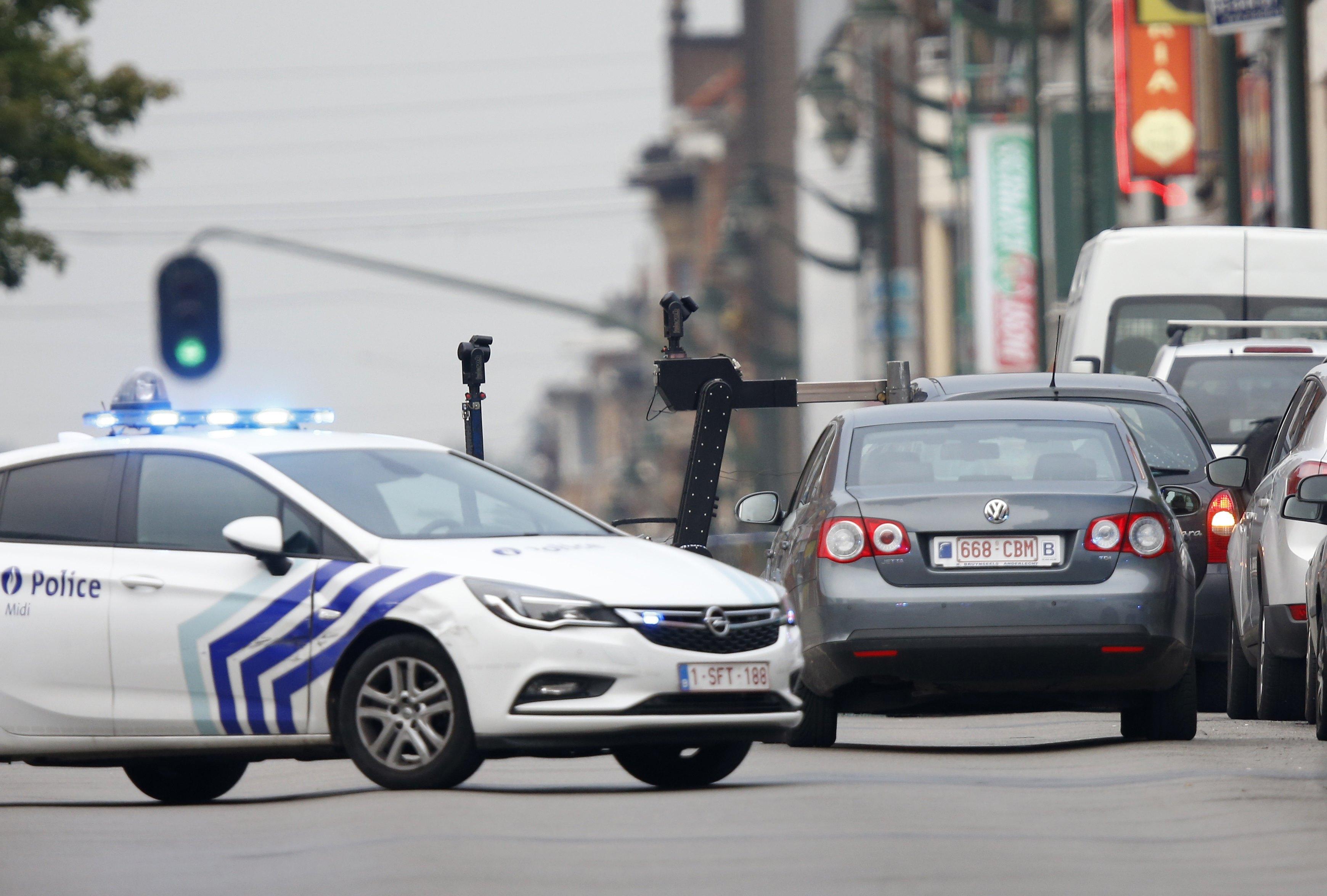السيارة المشتبه بها