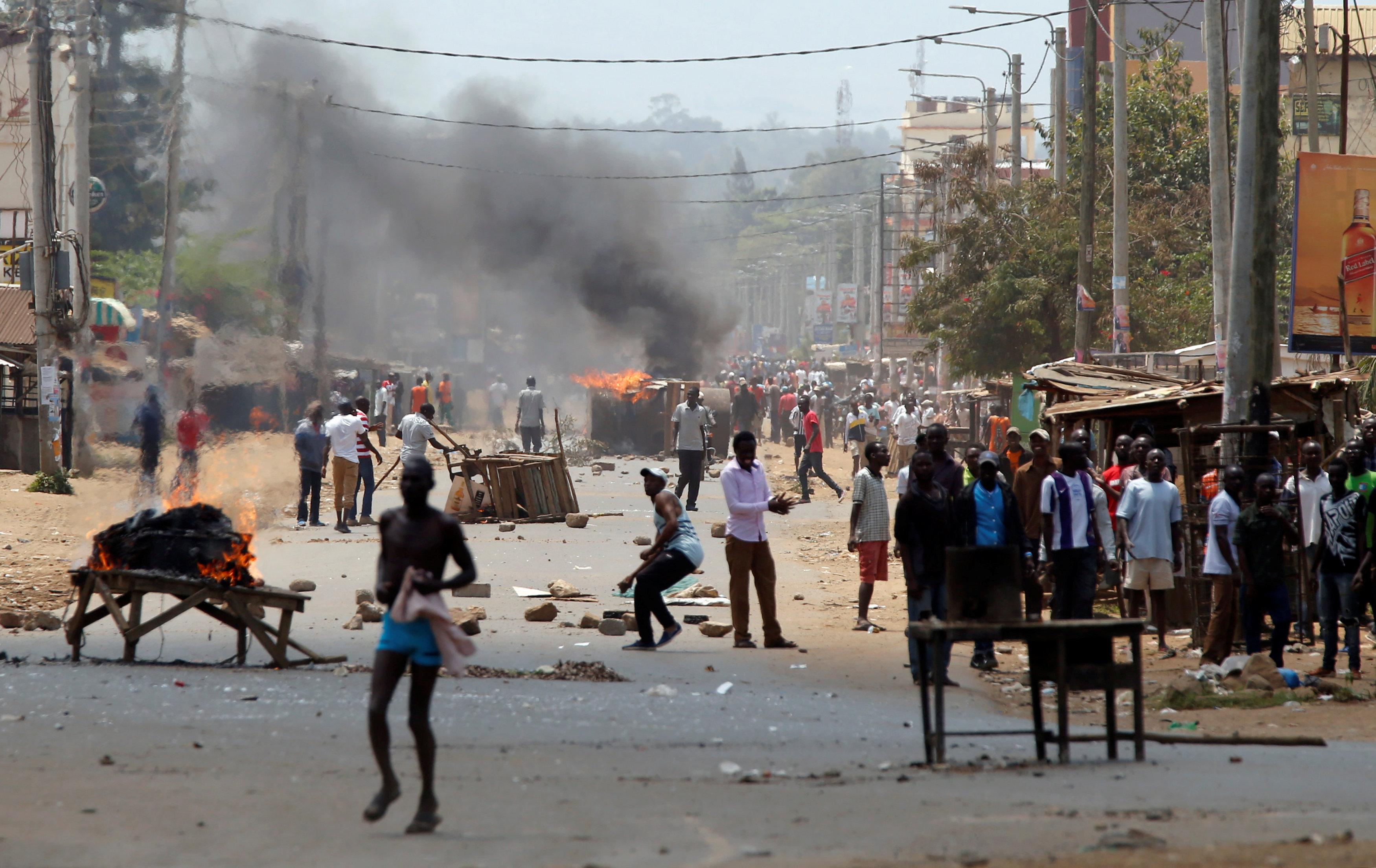 اشتباكات عنيفة فى نيبال