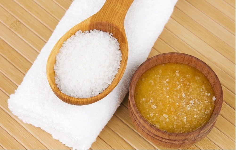 سكراب السكر بالعسل