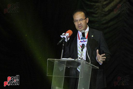 فعاليات المؤتمر التمهيدى لمعرض النخبة العقارى بمشاركة 120 شركة (5)