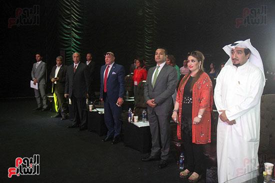فعاليات المؤتمر التمهيدى لمعرض النخبة العقارى بمشاركة 120 شركة (24)