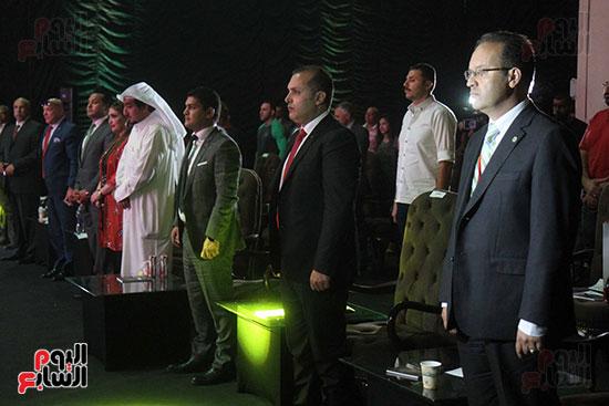 فعاليات المؤتمر التمهيدى لمعرض النخبة العقارى بمشاركة 120 شركة (22)