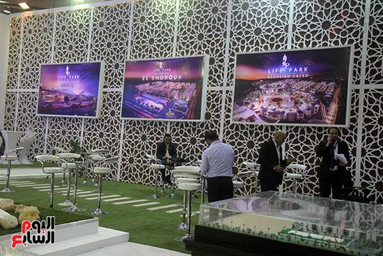 فعاليات المؤتمر التمهيدى لمعرض النخبة العقارى بمشاركة 120 شركة (18)