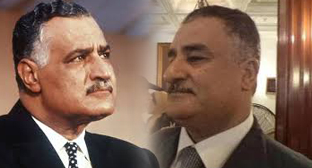 شبيه الرئيس جمال عبد الناصر