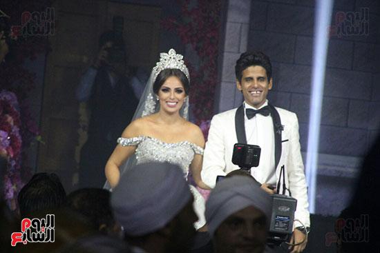 حفل زفاف حمدى الميرغنى وإسراء عبد الفتاح (3)