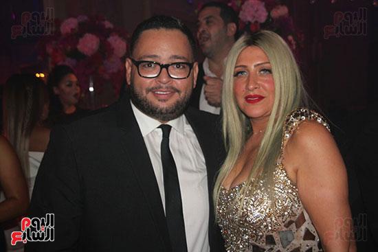 حفل زفاف حمدى الميرغنى وإسراء عبد الفتاح (37)