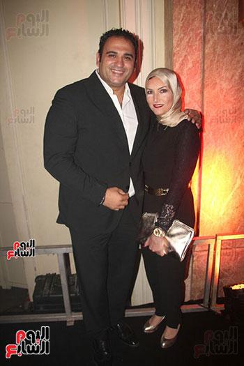 زفاف حمدى الميرغنى وإسراء عبد الفتاح (2)