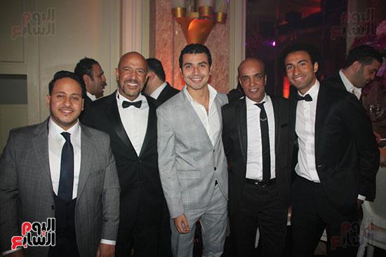 حفل زفاف حمدى الميرغنى وإسراء عبد الفتاح (9)