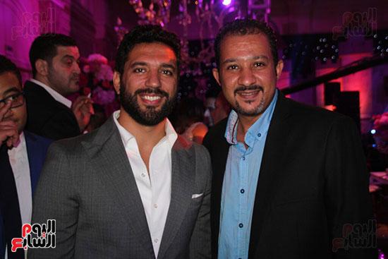 حفل زفاف حمدى الميرغنى وإسراء عبد الفتاح (57)