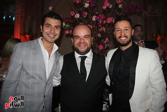 حفل زفاف حمدى الميرغنى وإسراء عبد الفتاح (40)