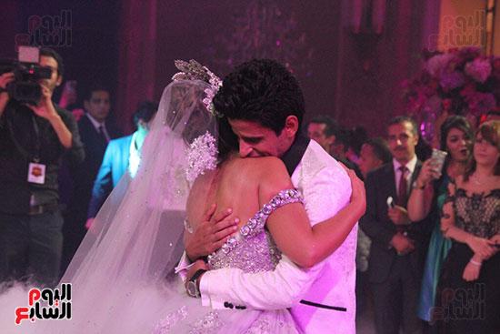 حفل زفاف حمدى الميرغنى وإسراء عبد الفتاح (28)