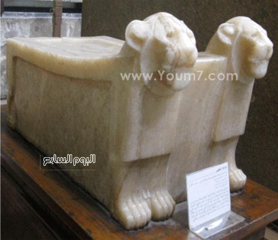 مقتنيات معرض عصر بناة الأهرامات (5)