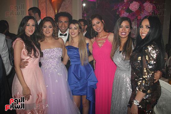 حفل زفاف حمدى الميرغنى وإسراء عبد الفتاح (16)