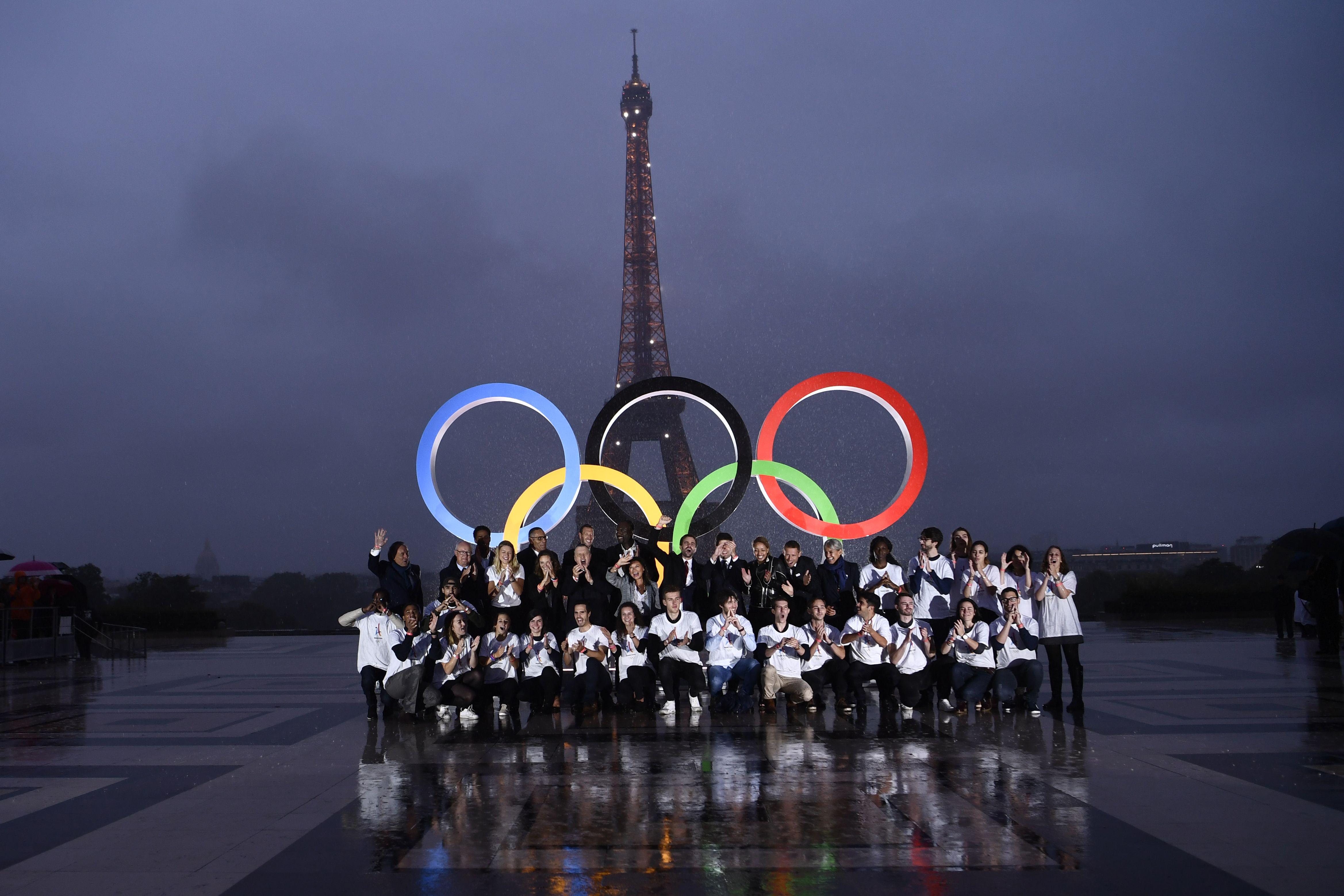 أولمبياد باريس