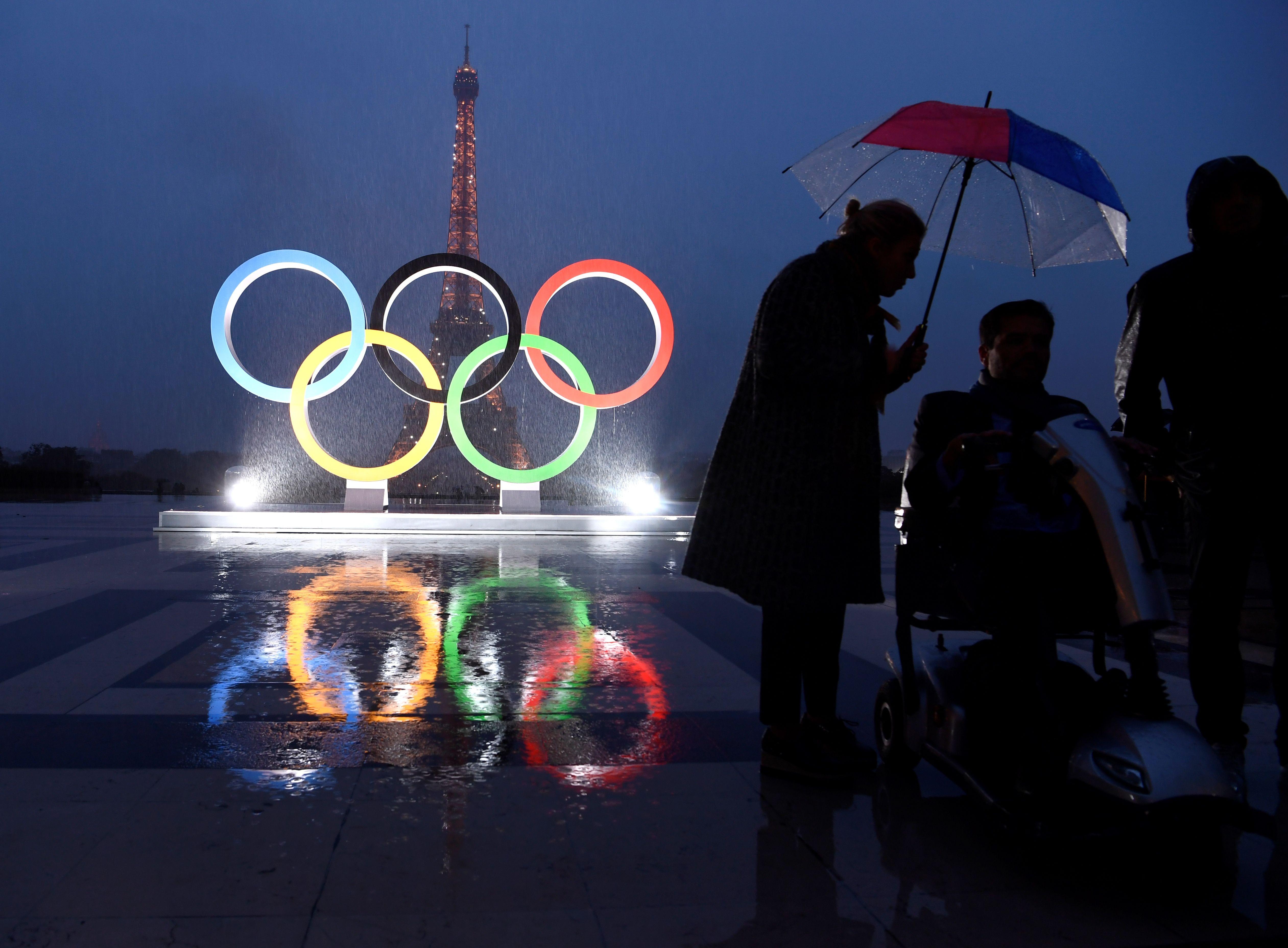أولمبياد باريس 2024