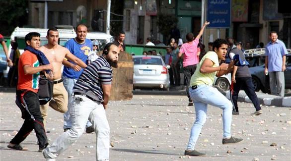 جانب من مظاهرات الإخوان، الجمعة، التي اتسمت بالعنف
