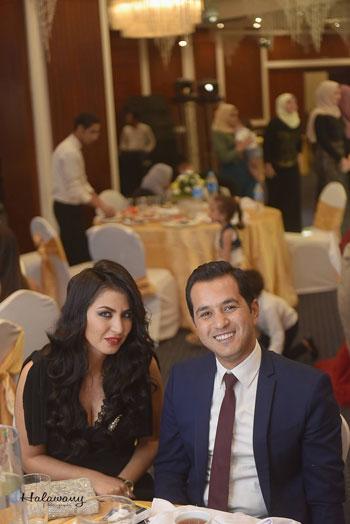 زفاف المخرج محمد شوقى (4)