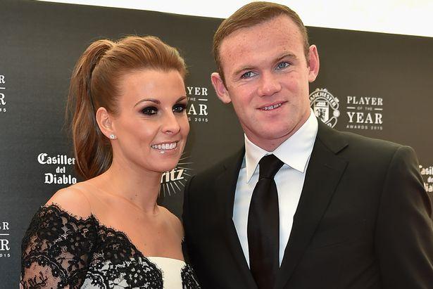 رونى وزوجته