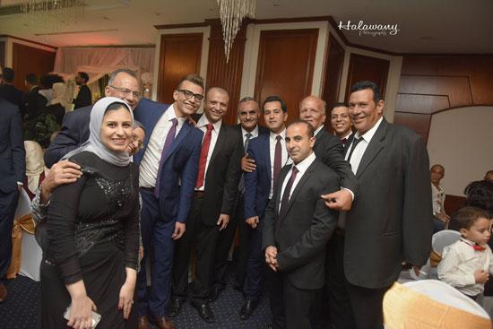 زفاف المخرج محمد شوقى (15)