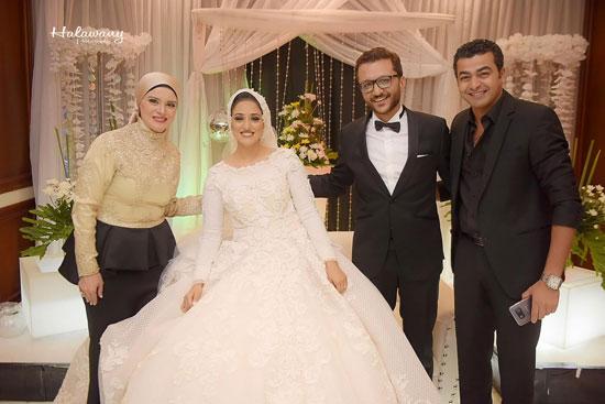 زفاف المخرج محمد شوقى (11)