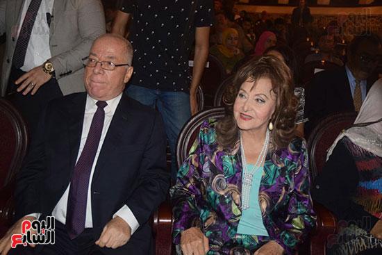 حفل تكريم الفنانة القديرة ليلى طاهر (2)0