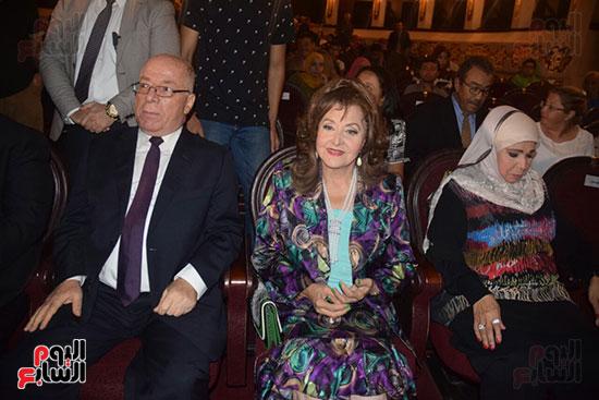 حفل تكريم الفنانة القديرة ليلى طاهر (1)