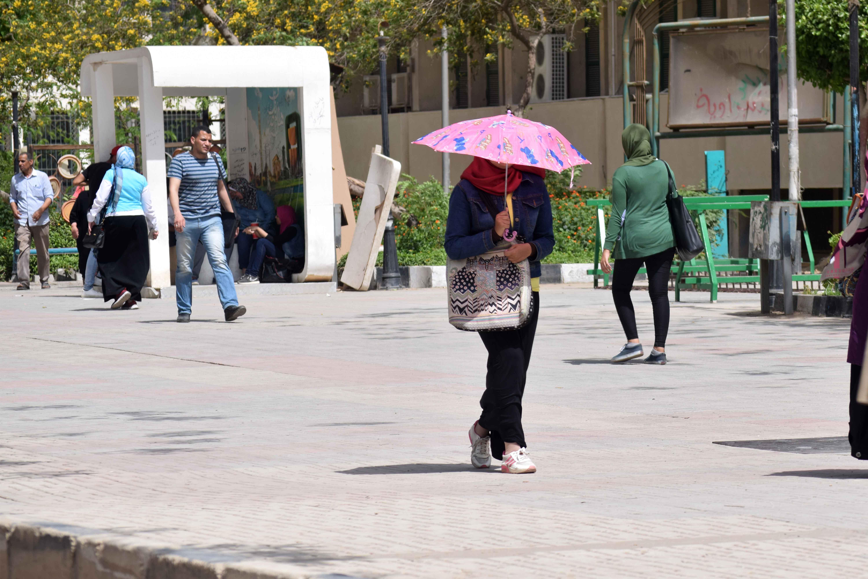 الأرصاد انخفاض ملحوظ فى درجات الحرارة.. والعظمى بالقاهرة 34 درجة