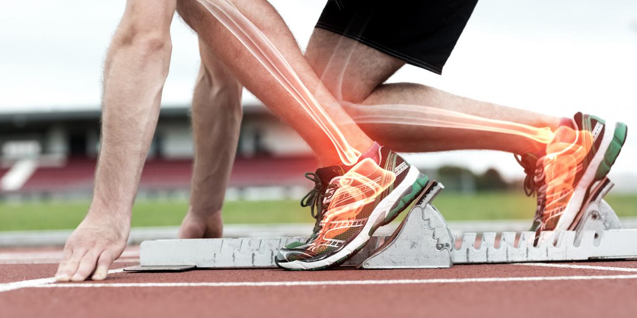 تحسين صحة العظام