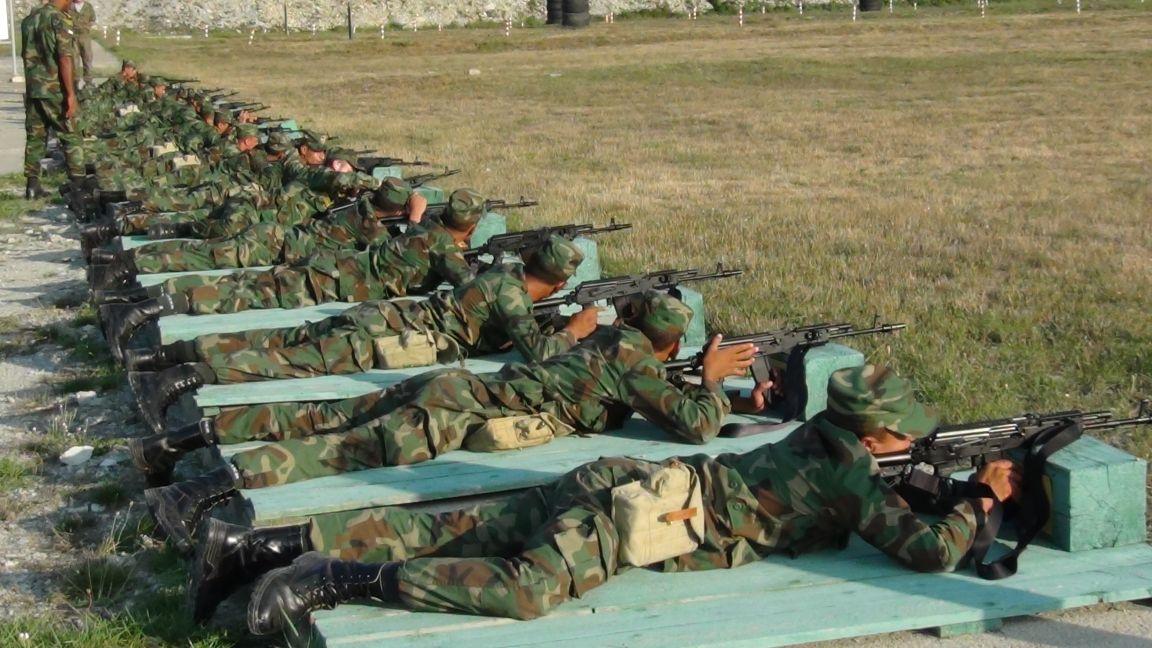 فعاليات التدريب المصرى الروسى (1)
