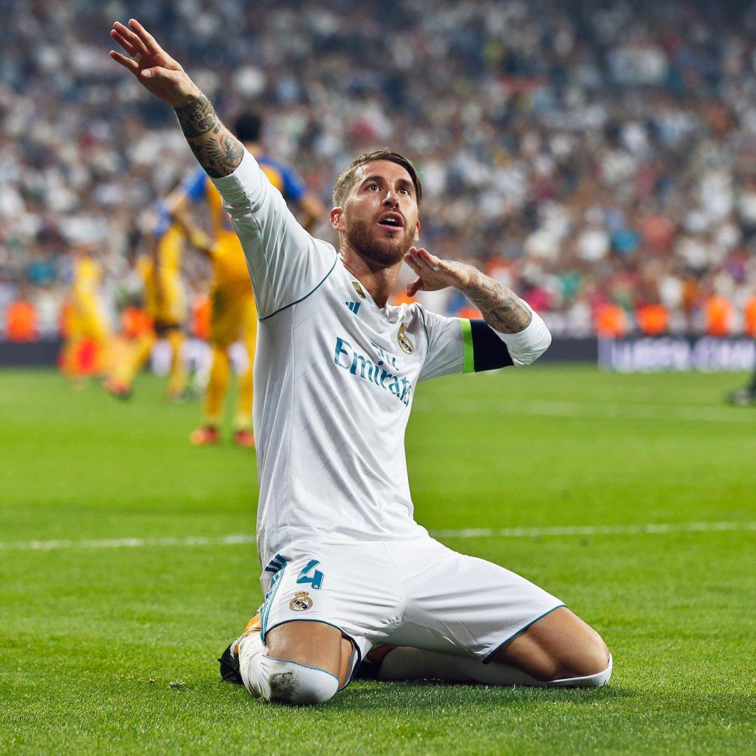راموس قائد ريال مدريد
