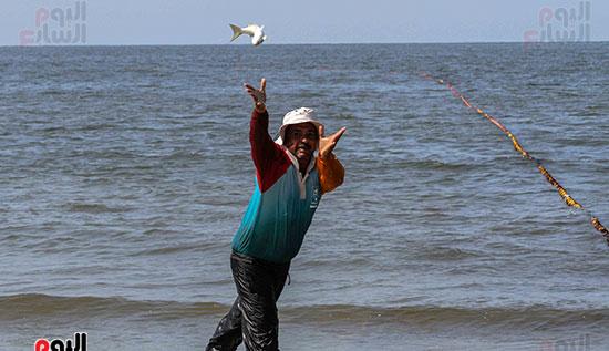 صيد سمك السردين ببورسعيد (14)