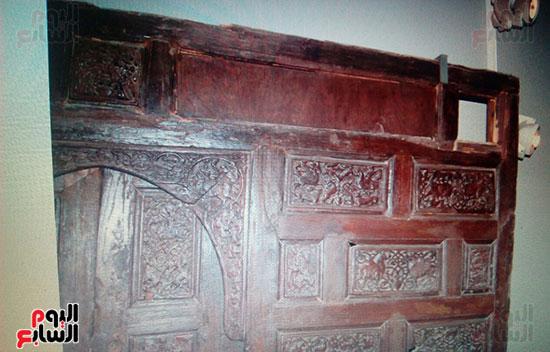 الحشوات الأثرية المسروقة من المتحف القبطى (2)