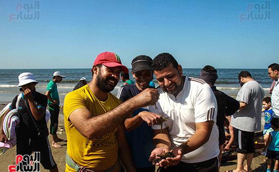 صيد سمك السردين ببورسعيد (1)