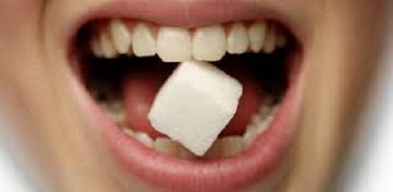 اضرار السكر على الاسنان