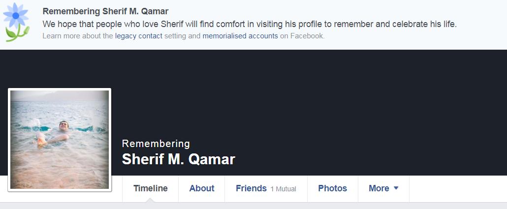 فيس بوك يخلد ذكراه