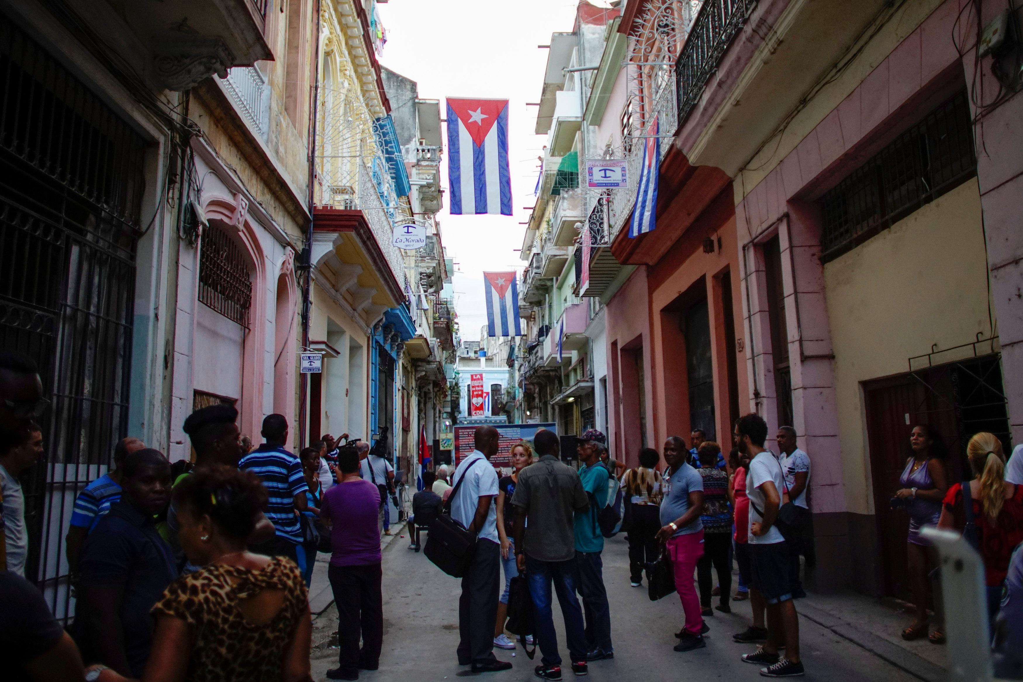 انطلاق ماراثون الانتخابات المحلية فى كوبا