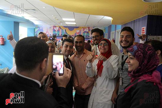 زيارة الاهلى لمستشفى 57 (25)