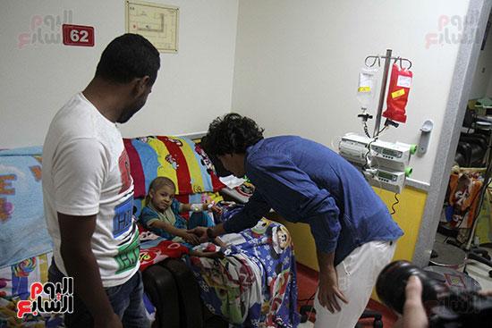 زيارة الاهلى لمستشفى 57 (26)