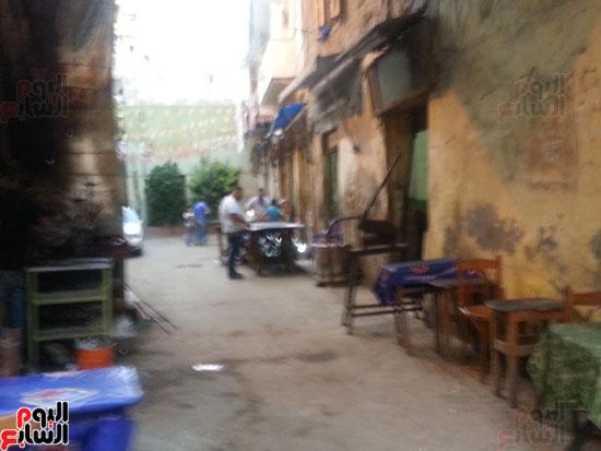 سوق المغاربة بالإسكندرية